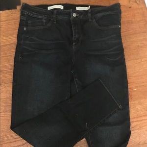 Anthropologie Pilcro Skinny Jeans 32